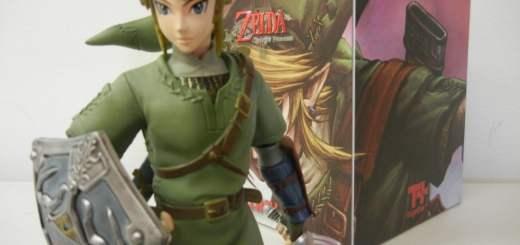 La Figurine TOGETHER de Link à gagner avec Otakugame.fr !