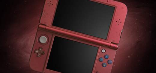 New 3DS XL Rouge
