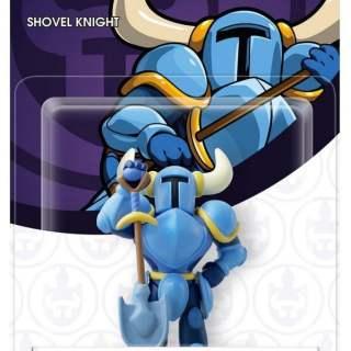 Le packaging présumé de l'Amiibo Shovel Knight
