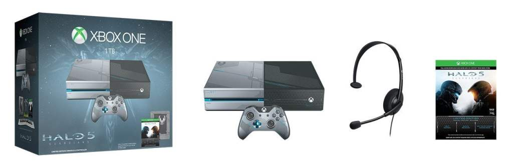 Xbox One édition collector Halo 5