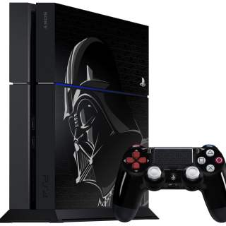 PS4 édition collector Dark vador