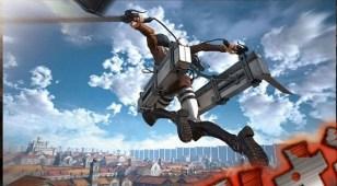 L'Attaque des Titans sur PS4, PS3 et PS Vita !