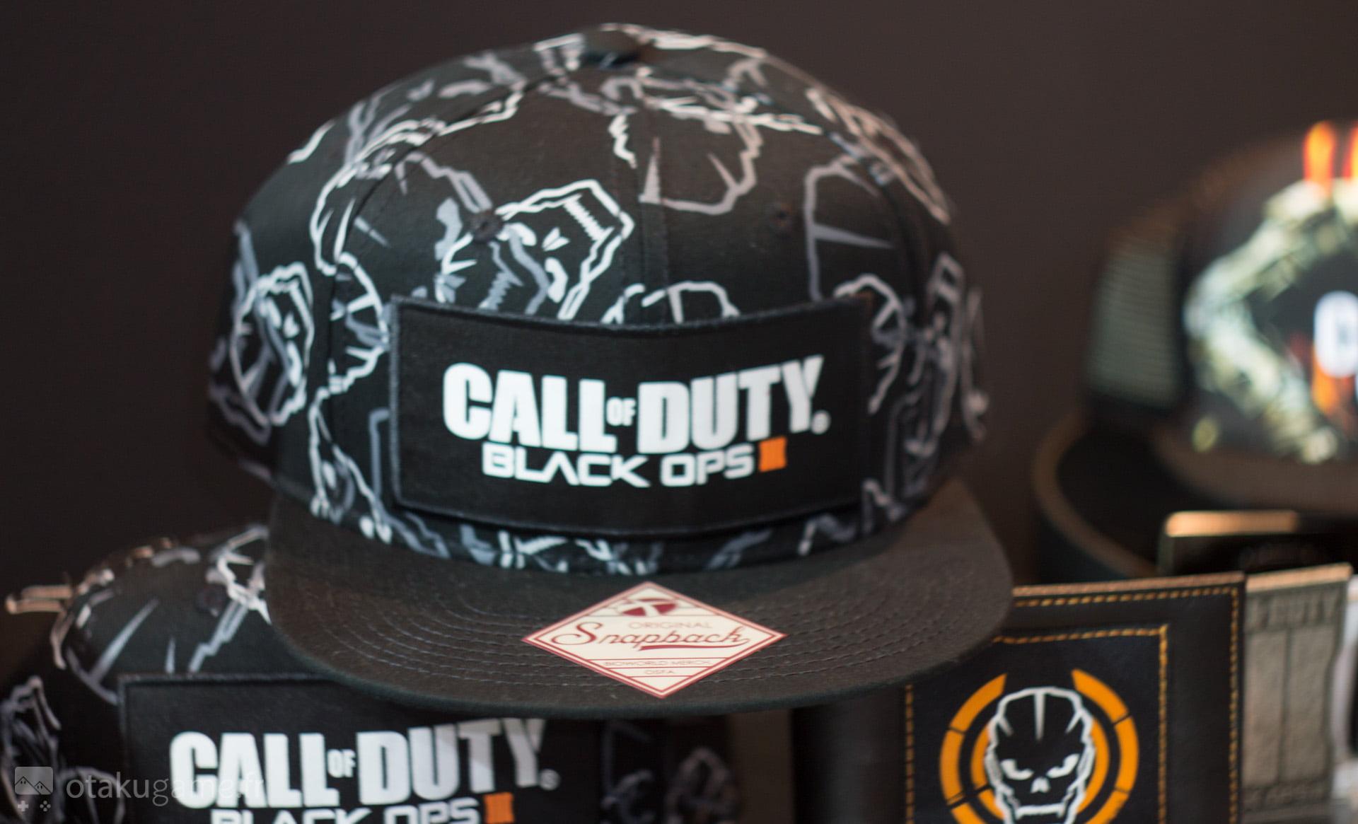 Une autre casquette Call of duty BOP3