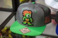 La casquette pixel Blanka