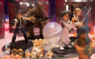 Princesse Leïa sera surement une des figurines les plus demandés...