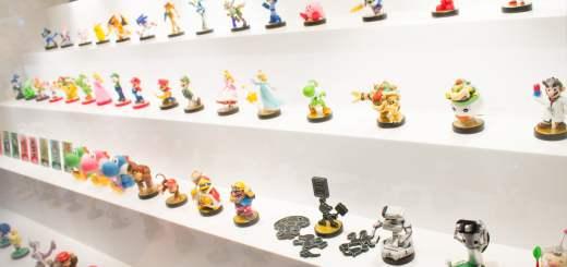 Tous les Amiibo étaient présent à la Gamescom 2015 !