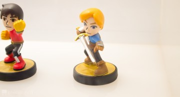 Amiibo Mii Sword