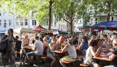 La ville de Cologne (Köln) est très sympathique, tout comme ses habitants.