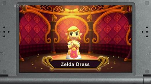 Hem... C'est moi ou c'est un Link déguisé en Zelda ?!