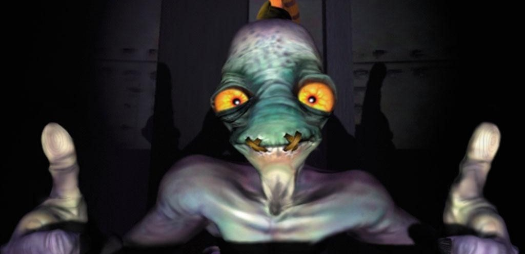 Oddworld Abe's oddysee risque de choquer graphiquement les plus jeunes d'entres nous ;) !