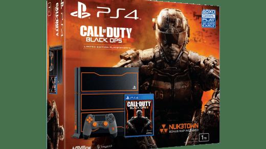 N'empêche, le packaging de cette PS4 Black Ops 3 claque bien !