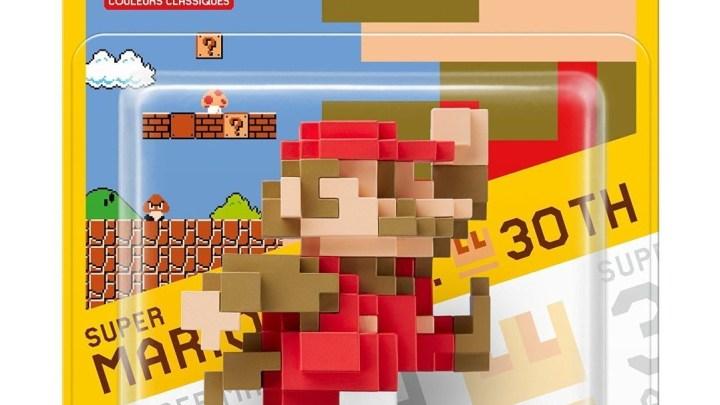 Amiibo Super Mario Classique