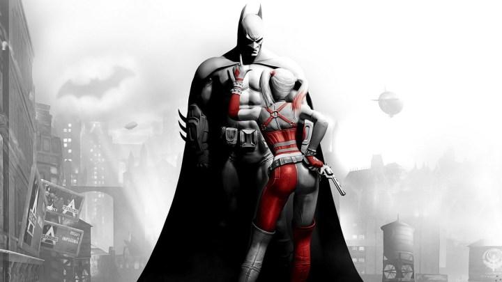 Batman et son fameux DLC Harley Quinn's...