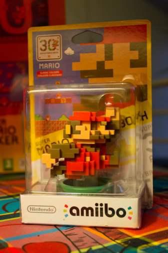 Otakugame - Amiibo Mario Pixel - 8545