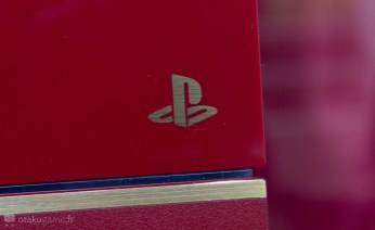 La PS4 collector Metal Gear Solid V est celle que j'utilise actuellement !