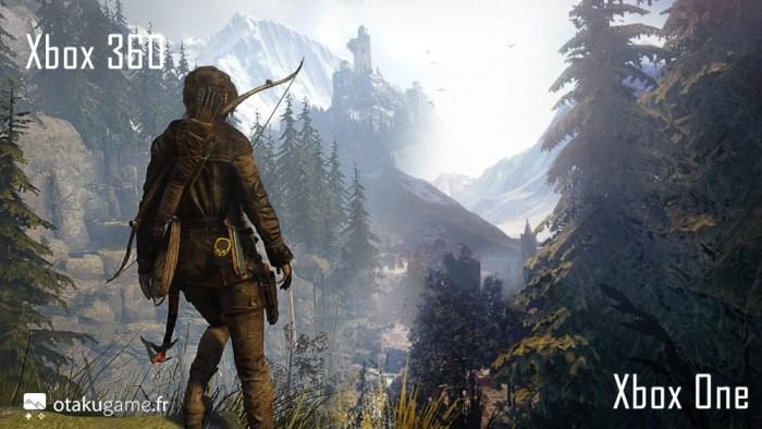Sur Xbox One comme sur Xbox 360, l'ambiance du jeu semble être phénoménale !
