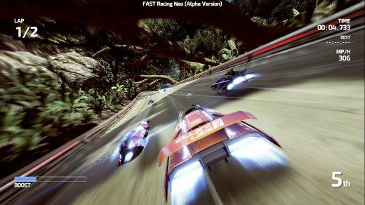 Fast Neo Racing (1 joueur)