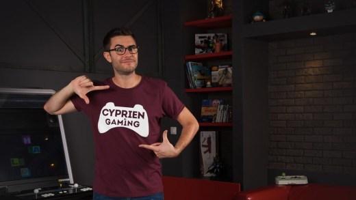 Cyprien s'est spécialisé dans le Gaming via le Cyprien Gaming, avec Squeezie.