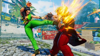 Street Fighter V : Laura Matsuda