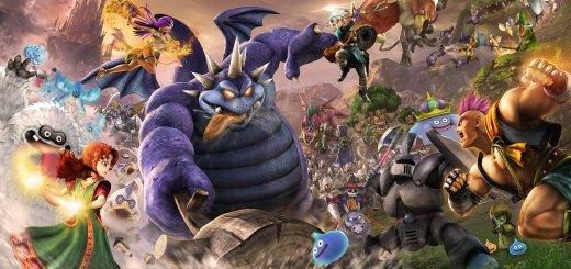 Dragon Quest Heroes : A peine sorti, déjà en promo !