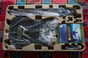 Guitar Hero Live unboxing
