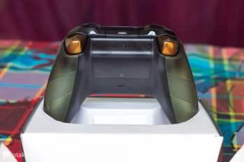 La manette collector Halo 5 Guardians Master Chief !