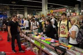 En tous cas, à la Gamescom, tout le monde se ruait sur le stand !