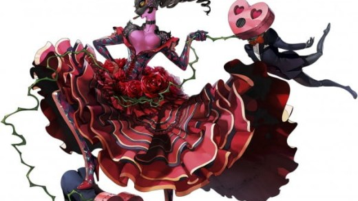 Persona 5 et son charadesign vraiment impressionant !