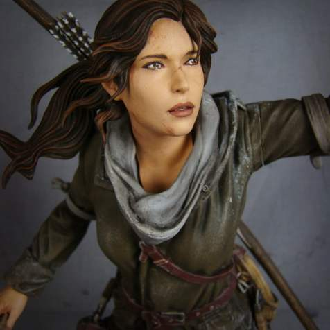 Photo de la figurine Rise of The Tomb Raider