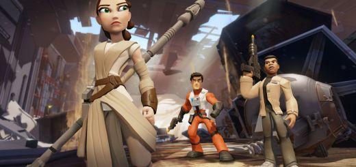 Disney Infinity 3.0 : Le réveil de la Force