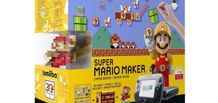 Le Bundle Wii U Super Mario Maker