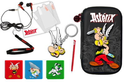 Asterix Pack New 3DS