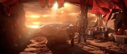 Certaines scènes de Halo 5 vous couperont le souffle !