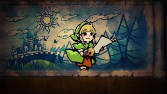 Linkle Cartoon !