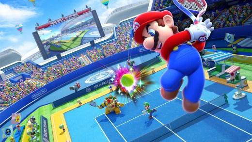 """Mario Tennis Ultra Smash, la déception """"Made in Nintendo"""" ?"""