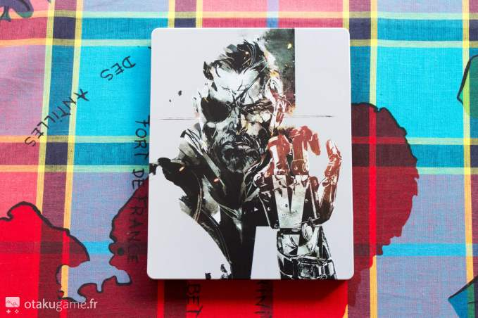 Le Steelbook Metal Gear Solid
