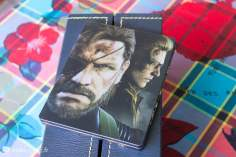 Metal Gear Solid : The Phantom Pain dans son édition collector