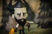 Figurine de Wilson barbu