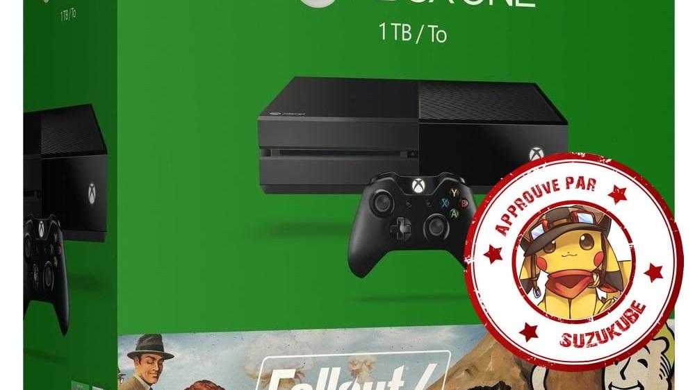 Une offre pareil sur un Pack Xbox One, ça ne se loupe pas ;)