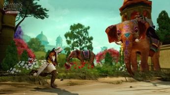 Assassin's Creed Chronicles India semble disposer d'une belle DA !
