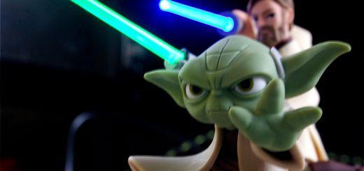 Même Yoda disposera de son sabre lumineux !