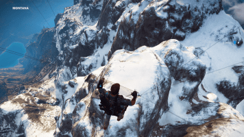 Just Cause 3 parachute2