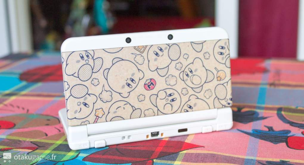 Coque Kirby new 3DS, n°21