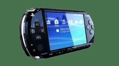 La PSP E-1000 était sortie en même temps que la PS Vita en Europe.