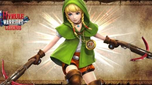 Linkle ! Et une édition collector de Zelda à son image :) !