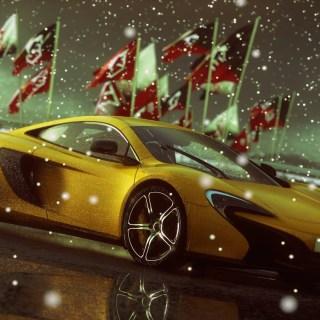 DriveClub est un jeu de voiture à l'ambiance unique !