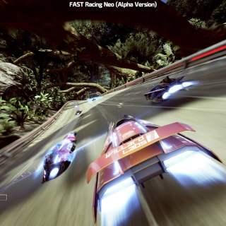 Fast Racing Neo. Le futur est... Fast !