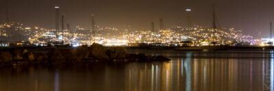 Ne vous fiez pas à cette photo prise de nuit, cette baie est tout simplement sublime !