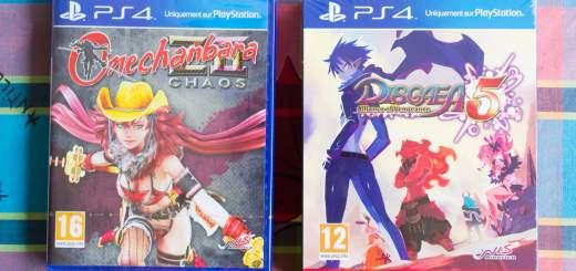 Disgaea 5 et OneChanbara : Une réception 100% japonaise !
