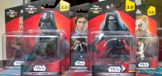 Les (nombreuses) figurines Disney Infinity 3.0 Star Wars débarquent chez Otakugame.fr !